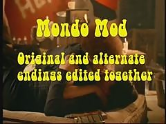 60s freaks only mondo mod dance with secret nude footage - 2 part 6